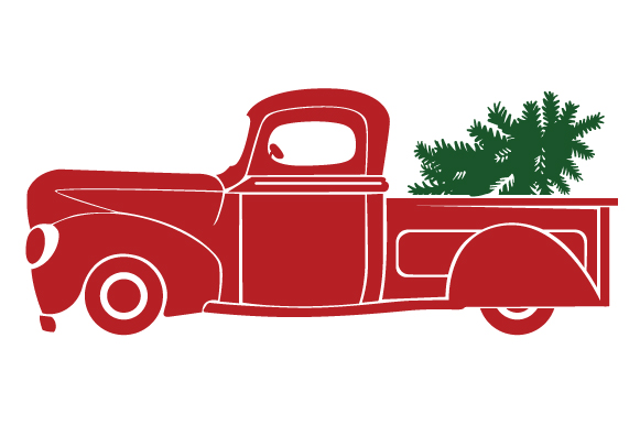 Christmas Truck Kit Volume 2 - Create Your Own Truck Christmas Craft Cut File By Creative Fabrica Crafts - Image 20