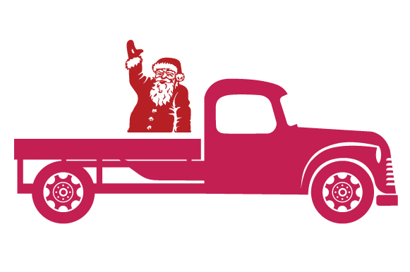 Christmas Truck Kit Volume 2 - Create Your Own Truck Christmas Craft Cut File By Creative Fabrica Crafts - Image 31