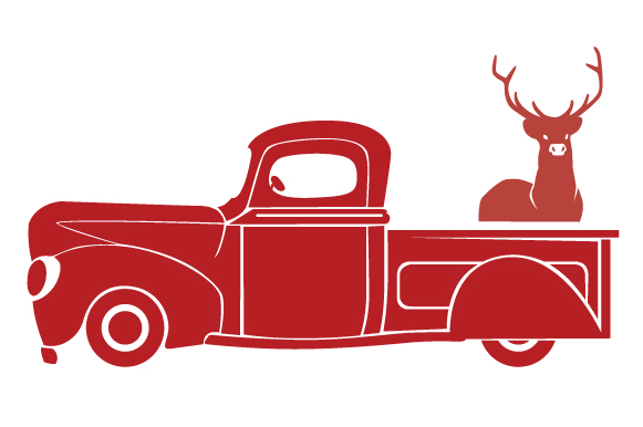 Christmas Truck Kit Volume 2 - Create Your Own Truck Christmas Craft Cut File By Creative Fabrica Crafts - Image 33