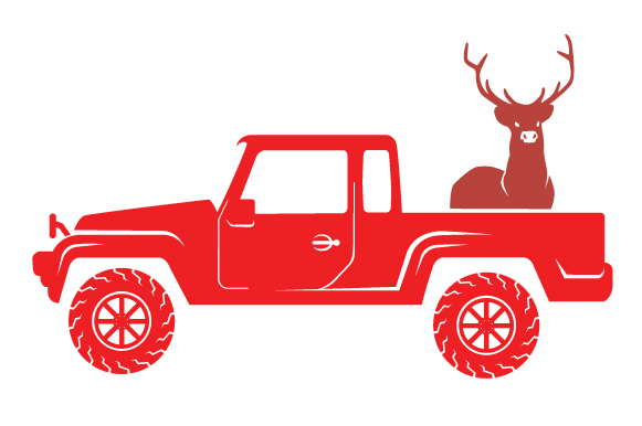 Christmas Truck Kit Volume 2 - Create Your Own Truck Christmas Craft Cut File By Creative Fabrica Crafts - Image 35