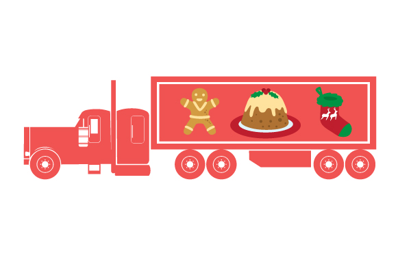 Christmas Truck Kit Volume 2 - Create Your Own Truck Christmas Craft Cut File By Creative Fabrica Crafts - Image 36