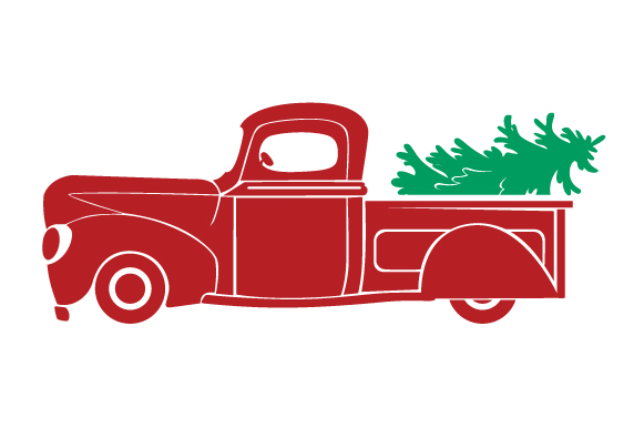 Christmas Truck Kit Volume 2 - Create Your Own Truck Christmas Craft Cut File By Creative Fabrica Crafts - Image 4
