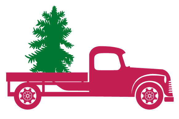 Christmas Truck Kit Volume 2 - Create Your Own Truck Christmas Craft Cut File By Creative Fabrica Crafts - Image 6
