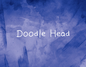 Doodle Head by Jacob English