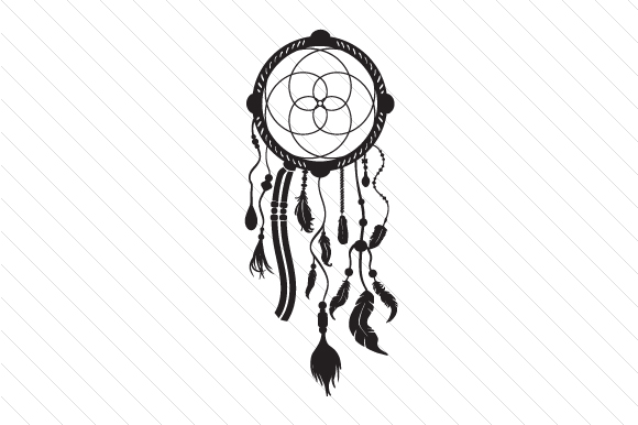 Download Free Dream Catcher Archivos De Corte Svg Por Creative Fabrica Crafts for Cricut Explore, Silhouette and other cutting machines.