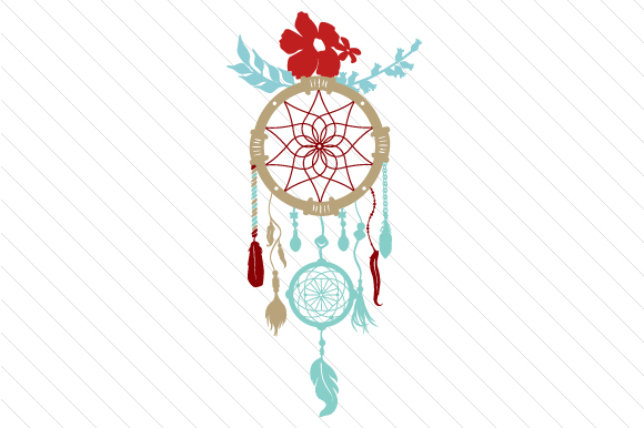 Download Free Dreamcatcher Svg Cut File By Creative Fabrica Crafts Creative for Cricut Explore, Silhouette and other cutting machines.