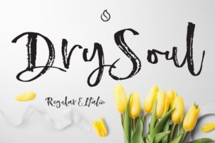 Dry Soul by JROH Creative