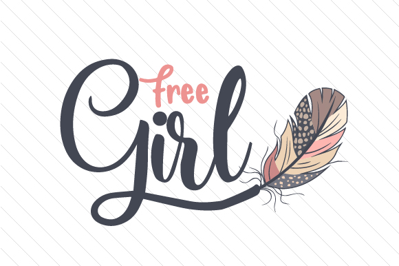 Download Free Free Girl Svg Cut File By Creative Fabrica Crafts Creative Fabrica for Cricut Explore, Silhouette and other cutting machines.