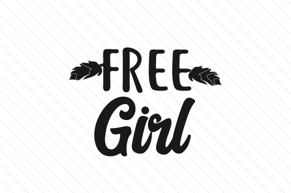 Download Free Free Girl Svg Cut File By Creative Fabrica Crafts Creative Fabrica SVG Cut Files