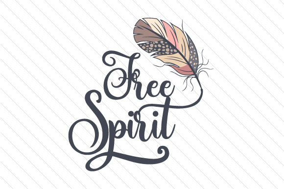 Download Free Free Spirit Svg Cut File By Creative Fabrica Crafts Creative for Cricut Explore, Silhouette and other cutting machines.