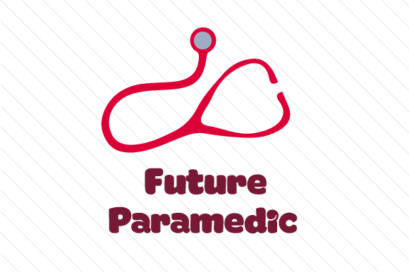Future Paramedic Kids Craft Cut File By Creative Fabrica Crafts