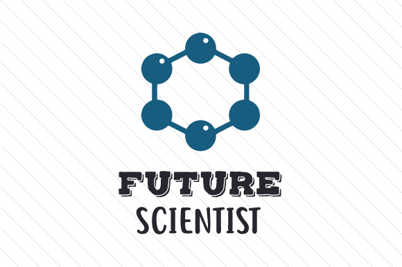 Future Scientist Kids Craft Cut File By Creative Fabrica Crafts