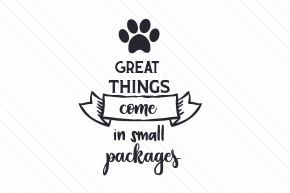 Great Things Come in Small Packages Craft Design By Creative Fabrica Crafts
