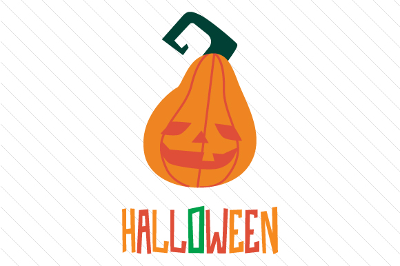Halloween Pumpkin Halloween Craft Cut File By Creative Fabrica Crafts