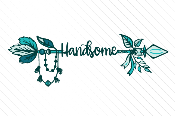 Download Free Handsome Svg Cut File By Creative Fabrica Crafts Creative Fabrica for Cricut Explore, Silhouette and other cutting machines.