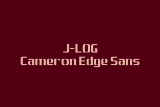 J-LOG Cameron Edge by jlog3K