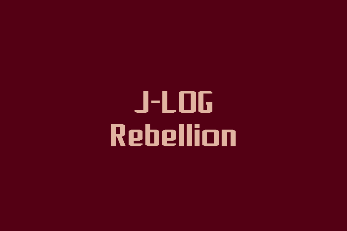 Print on Demand: J-LOG Rebellion Sans Serif Font By jlog3K - Image 1