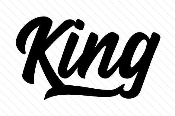 Download Free King Svg Cut File By Creative Fabrica Crafts Creative Fabrica for Cricut Explore, Silhouette and other cutting machines.