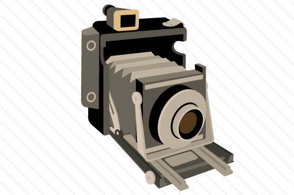 Large Format Camera Designs & Drawings Craft Cut File By Creative Fabrica Crafts