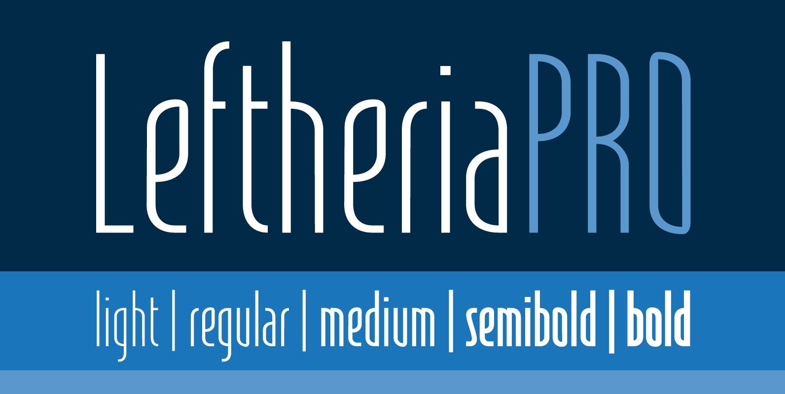 Print on Demand: LeftheriaPRO Sans Serif Font By Cort9 - Image 15