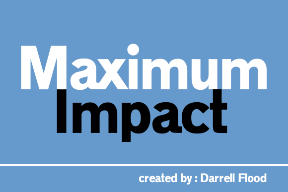 Print on Demand: Maximum Impact Sans Serif Font By Dadiomouse - Image 1