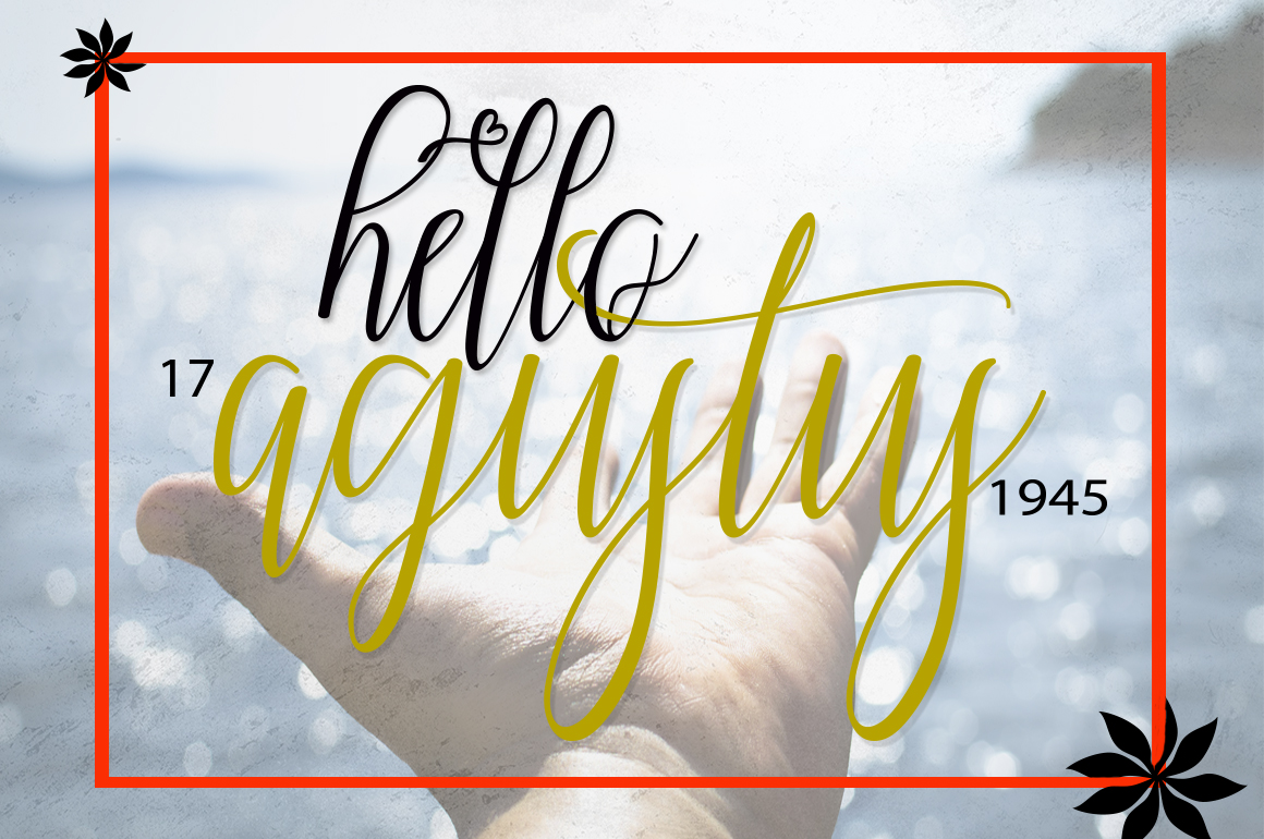 My Darling Font By Bexx Type Image 12