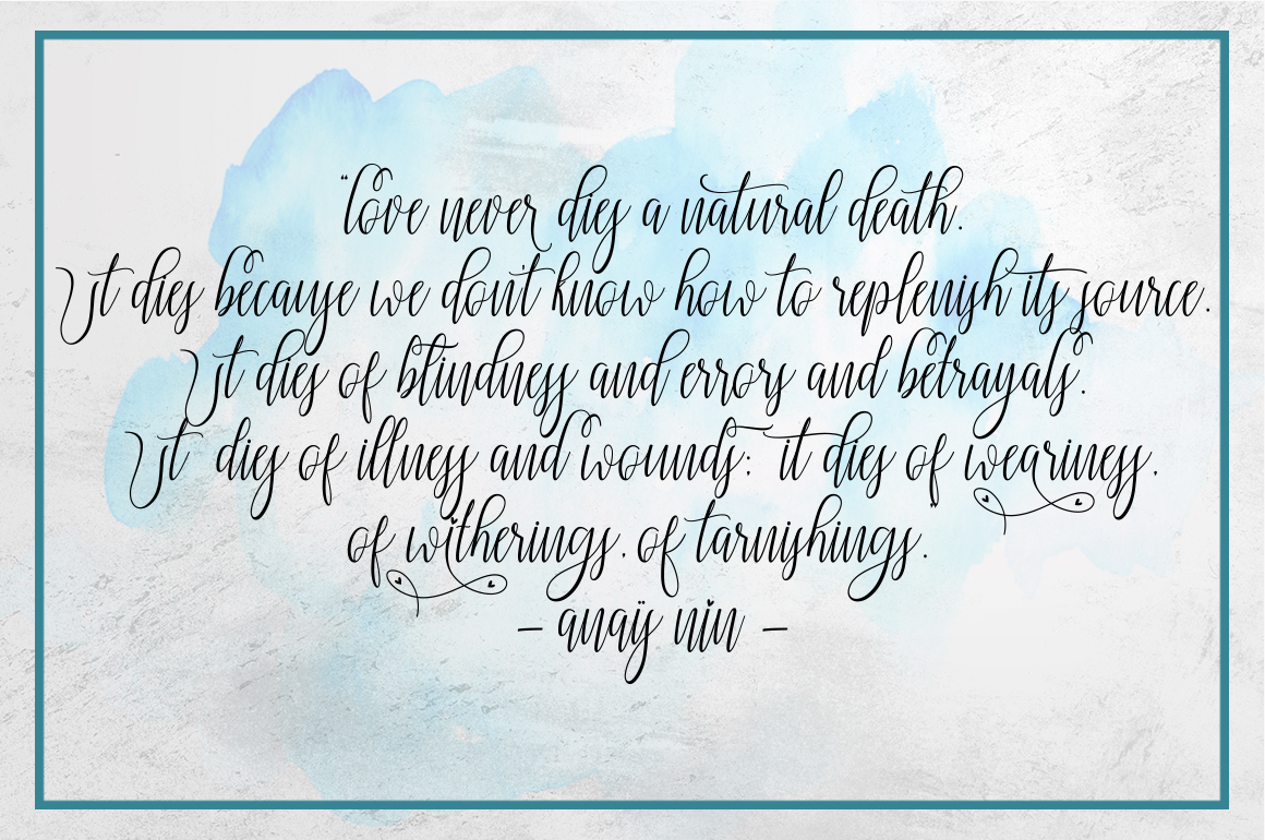 My Darling Font By Bexx Type Image 7