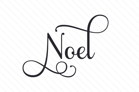 Noel Craft Design von Creative Fabrica Crafts