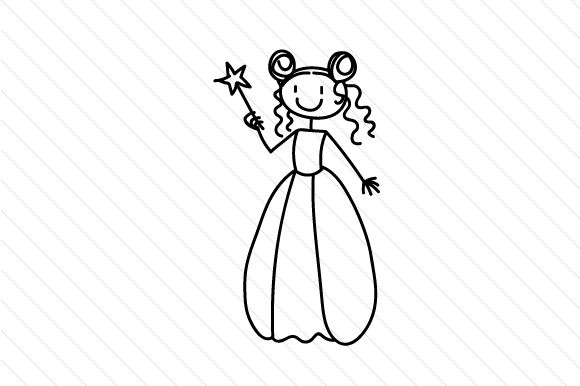 Download Free Princess Svg Cut File By Creative Fabrica Crafts Creative Fabrica for Cricut Explore, Silhouette and other cutting machines.