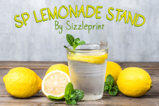 SP Lemonade Stand by sizzleprint