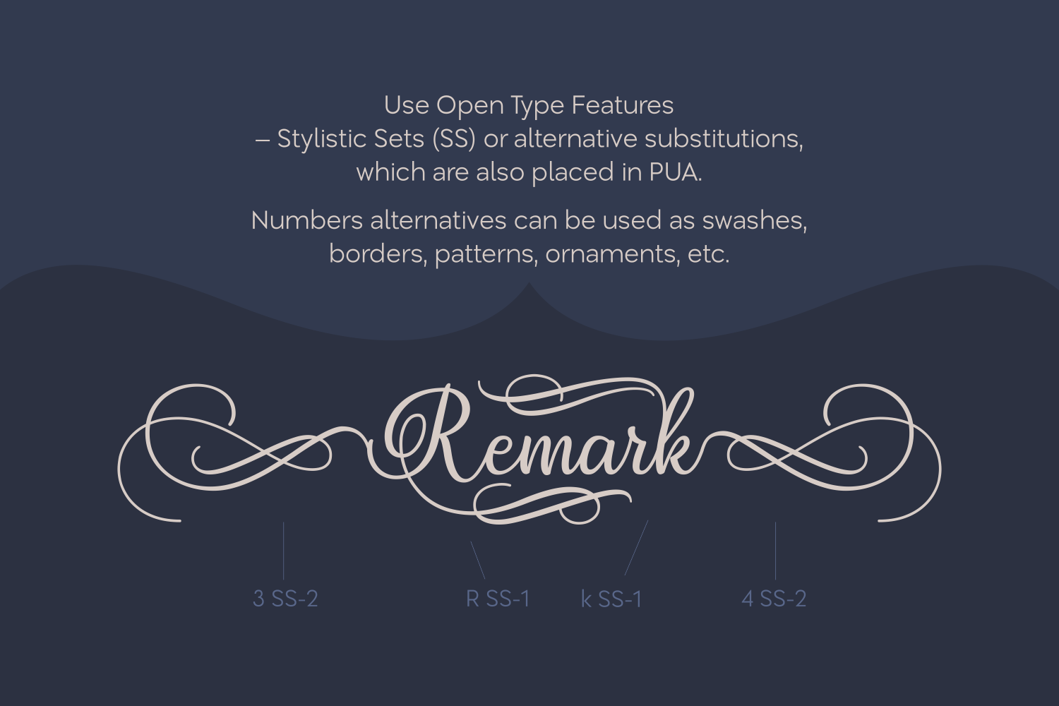 Print on Demand: Satis Script & Handwritten Font By Creative Fabrica Fonts - Image 4