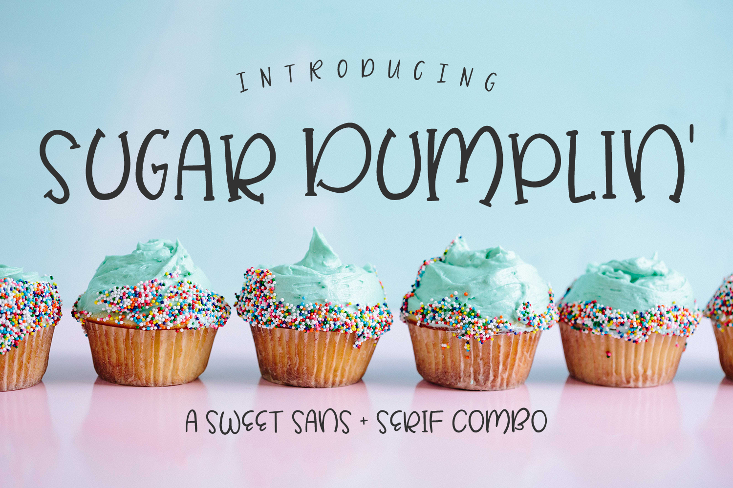 Print on Demand: Sugar Dumplin' Decorative Font By BeckMcCormick - Image 1