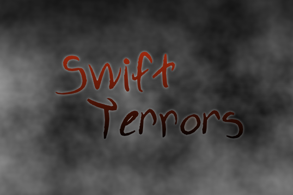 Swift Terrors Font By Marlee Pagels