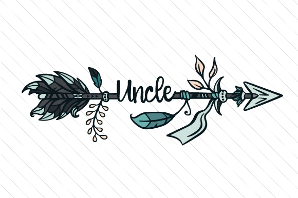 Uncle Boho Craft Cut File By Creative Fabrica Crafts