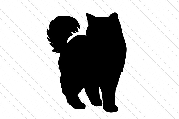 Cat Silhouettes Svg Cut File By Creative Fabrica Crafts