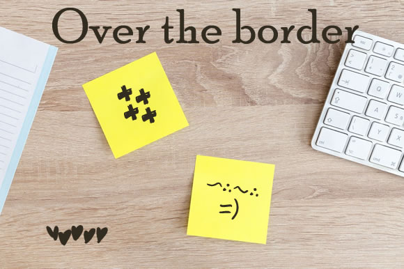 Print on Demand: Over the Border Dingbats Font By Creativeqube Design