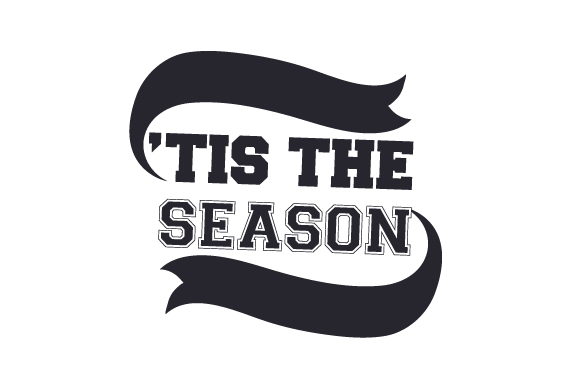 'tis the Season Sports Craft Cut File By Creative Fabrica Crafts