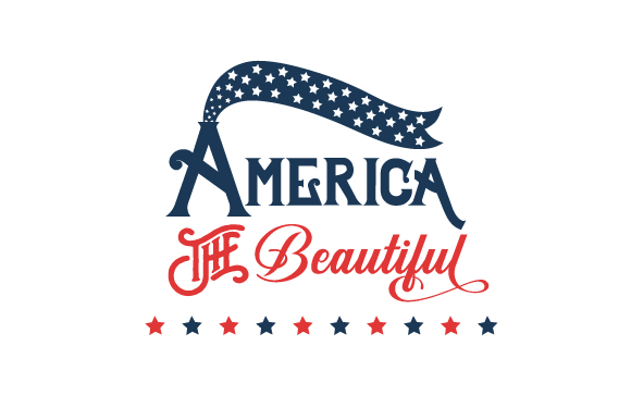 Download Free America The Beautiful Svg Cut File By Creative Fabrica Crafts SVG Cut Files