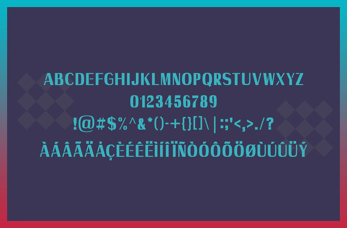 Print on Demand: Axile Display Font By Contour Fonts - Image 4