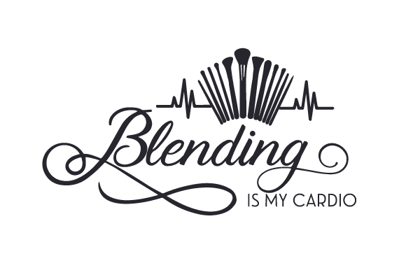 Download Free Blending Is My Cardio Svg Cut File By Creative Fabrica Crafts for Cricut Explore, Silhouette and other cutting machines.