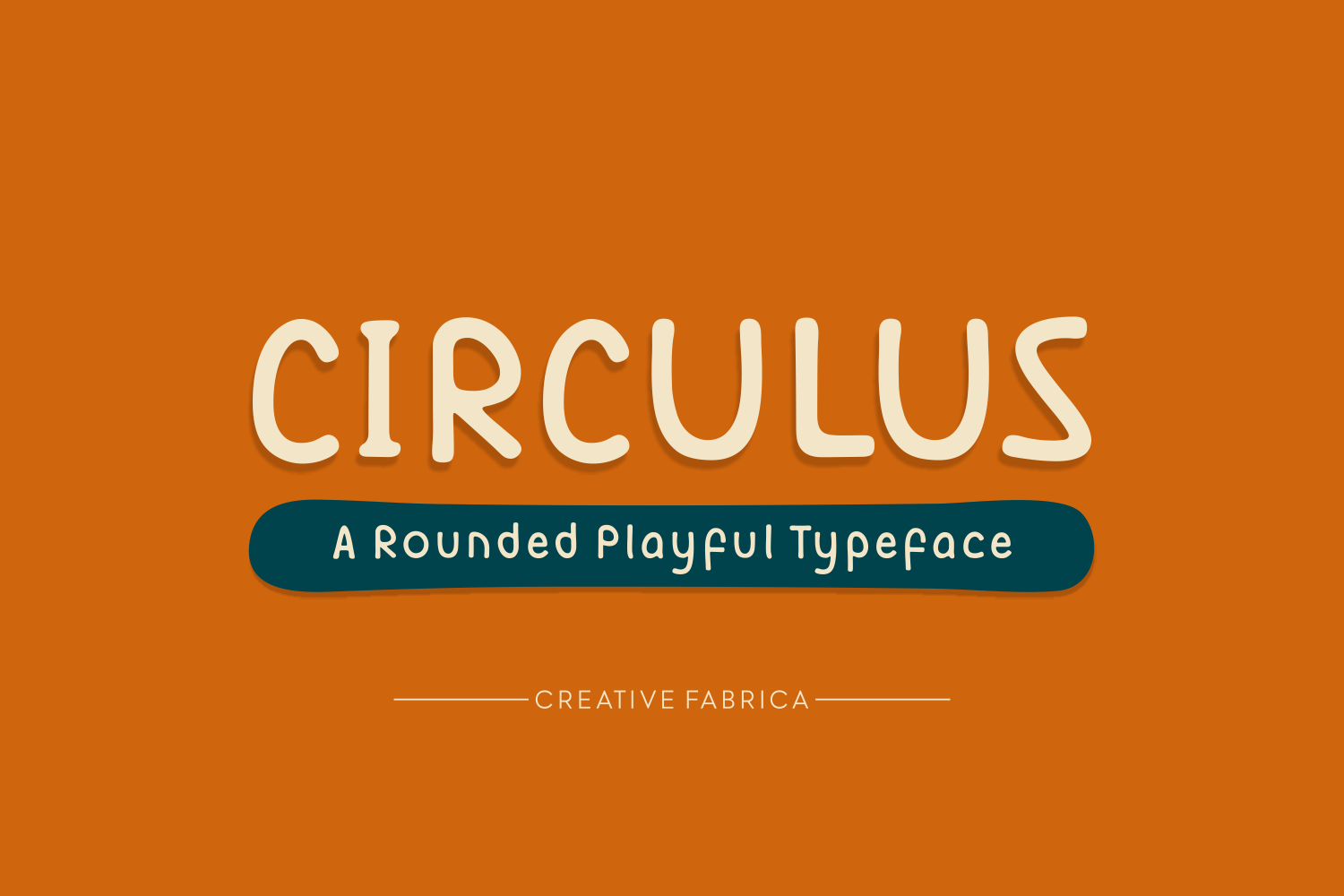 Print on Demand: Circulus Script & Handwritten Font By Creative Fabrica Fonts
