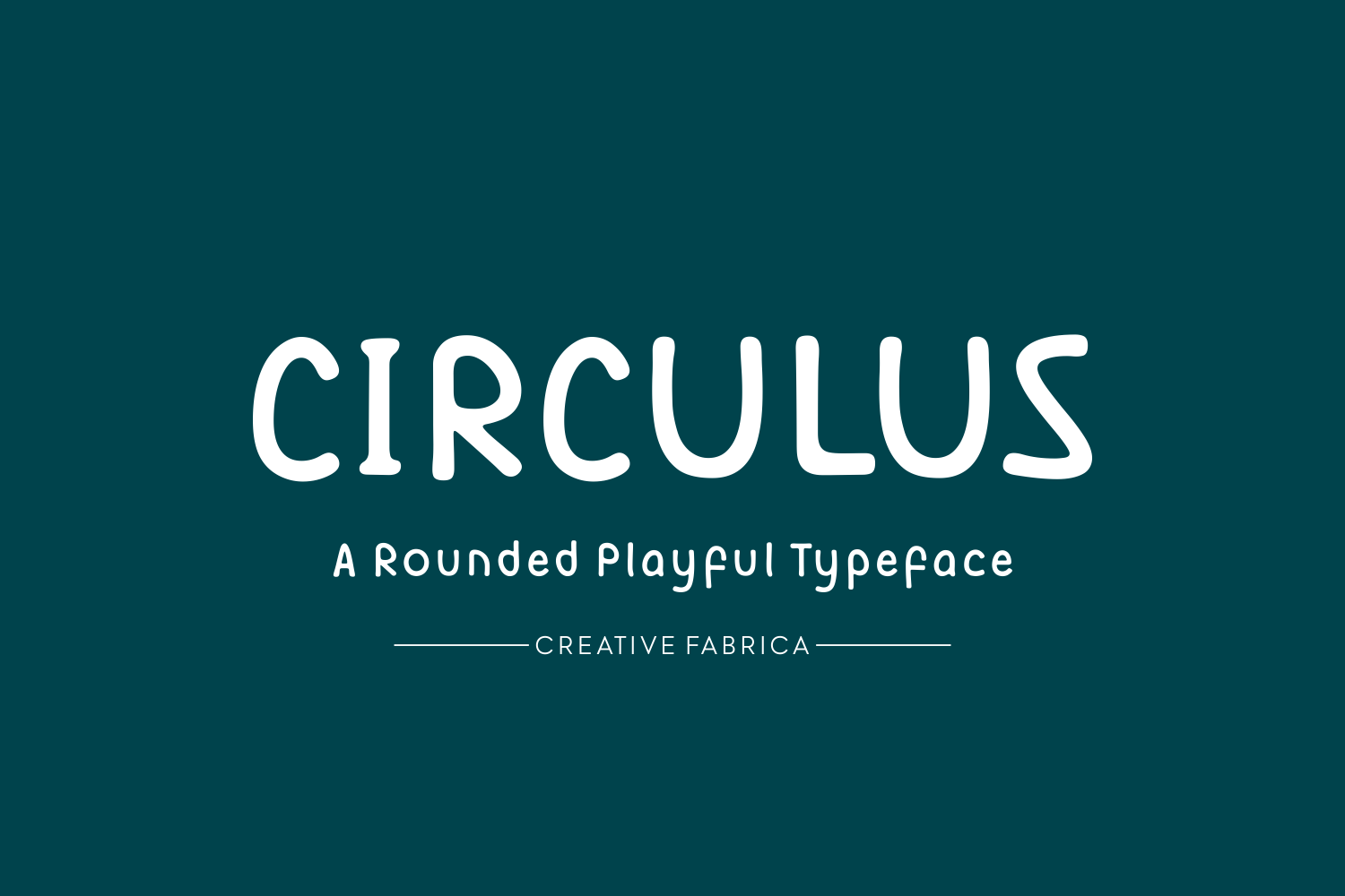 Print on Demand: Circulus Script & Handwritten Font By Creative Fabrica Fonts - Image 2