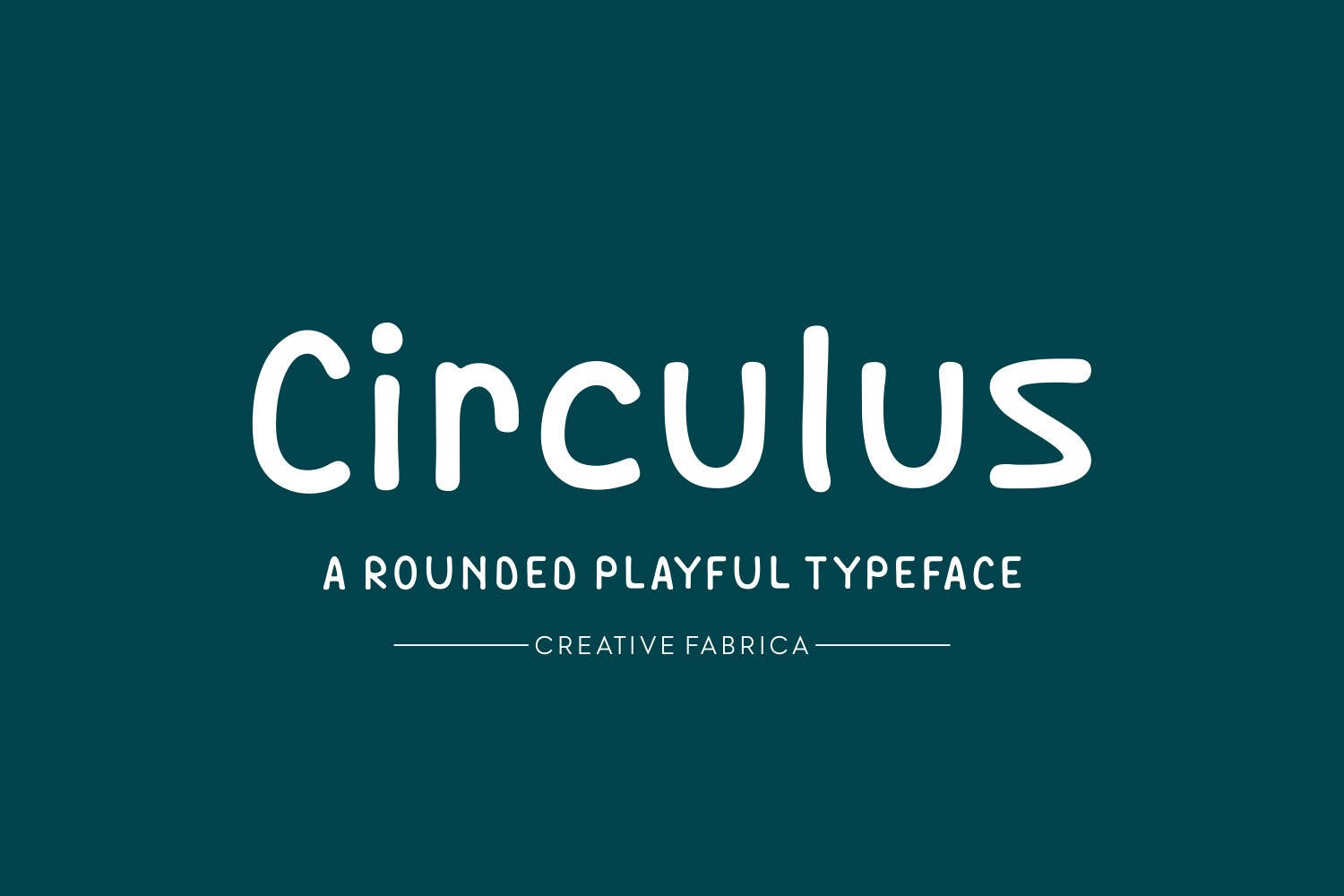Print on Demand: Circulus Script & Handwritten Font By Creative Fabrica Fonts - Image 4