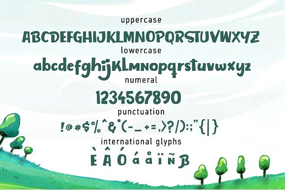 Download Free Comichate Font By Olexstudio Creative Fabrica SVG Cut Files