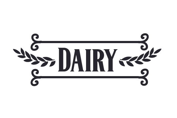 Dairy Craft Design By Creative Fabrica Crafts