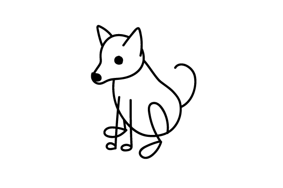 Download Free Dog Svg Cut File By Creative Fabrica Crafts Creative Fabrica for Cricut Explore, Silhouette and other cutting machines.
