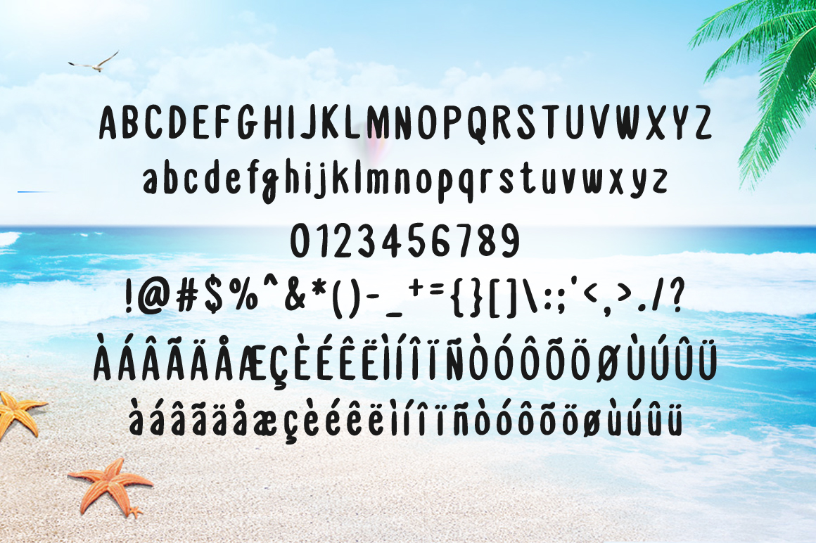 Print on Demand: Dusty Miller Display Font By Creative Fabrica Fonts - Image 4