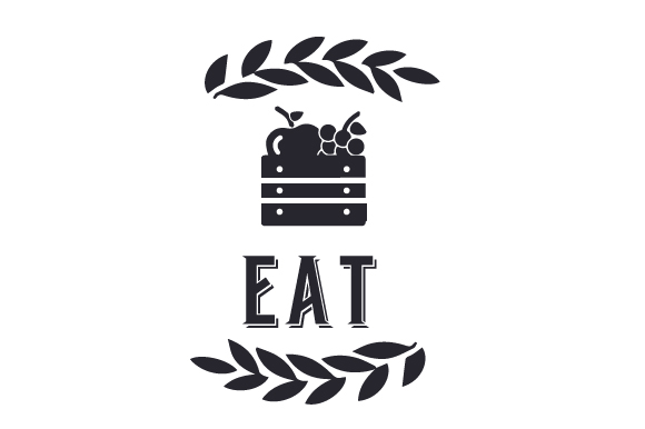 Eat Craft Design By Creative Fabrica Crafts