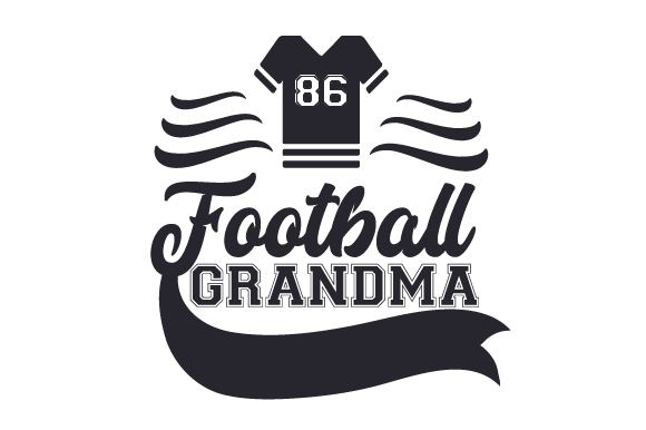 Football Grandma Svg Cut Files Download Best Free 15347 Svg Cut Files For Cricut Silhouette And More