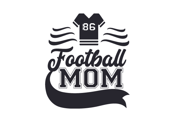 Football Mom Svg Cut File By Creative Fabrica Crafts Creative Fabrica